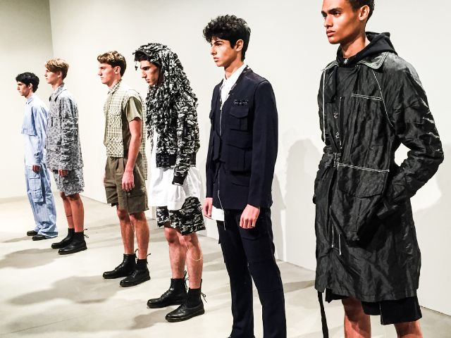 Image result for kenneth ning 2017 autumn winter collection