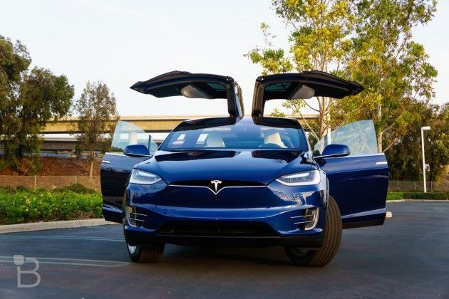 Tesla Model X Falcon Wing doors explained & The Top 10 Best Blogs on Falcon Wing Door