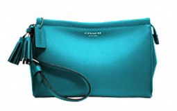 Win A Turquoise Coach Legacy Large Wristlet  SITSSweetRelish a31f9716b8